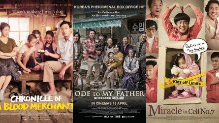 7 bộ phim gia đình Hàn Quốc cảm động nhất