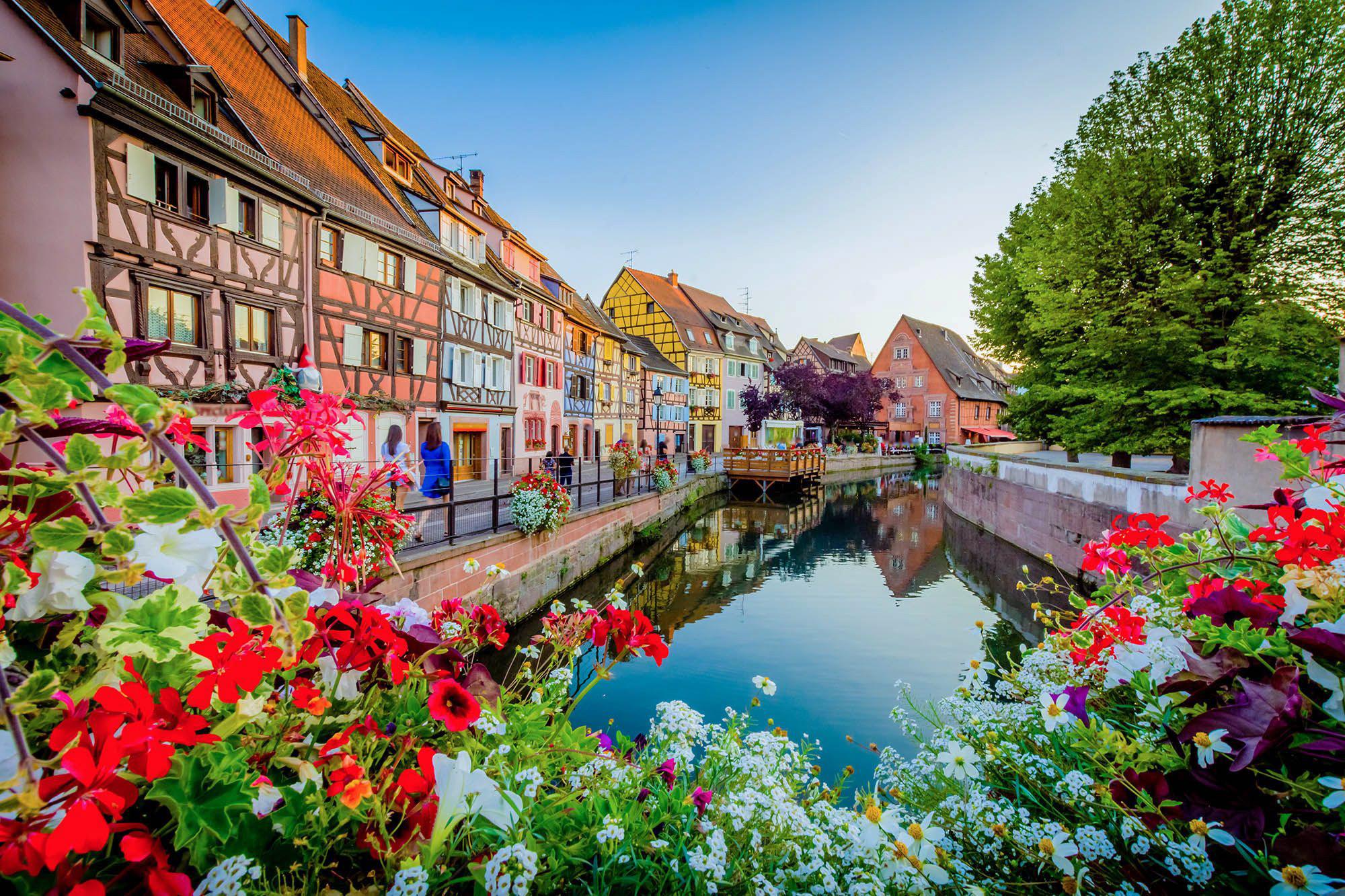 Colmar, Alsace nước Pháp