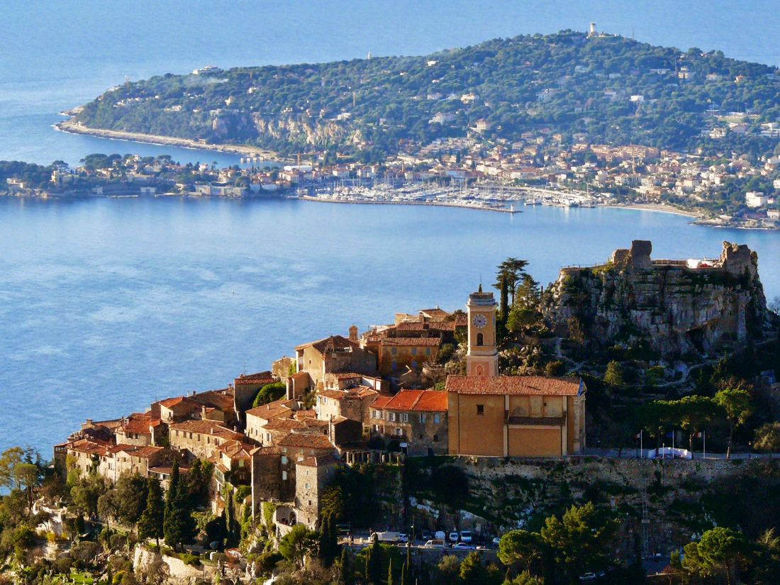 Èze, French Riviera