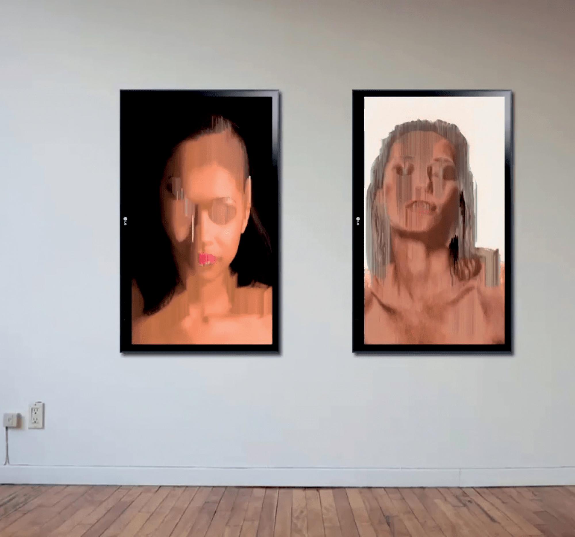 triển lãm tác phẩm trực tuyến 2013