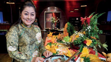 [ELLE Voice] Phan Tôn Tịnh Hải: Kiến tạo thế giới ẩm thực để trao yêu thương