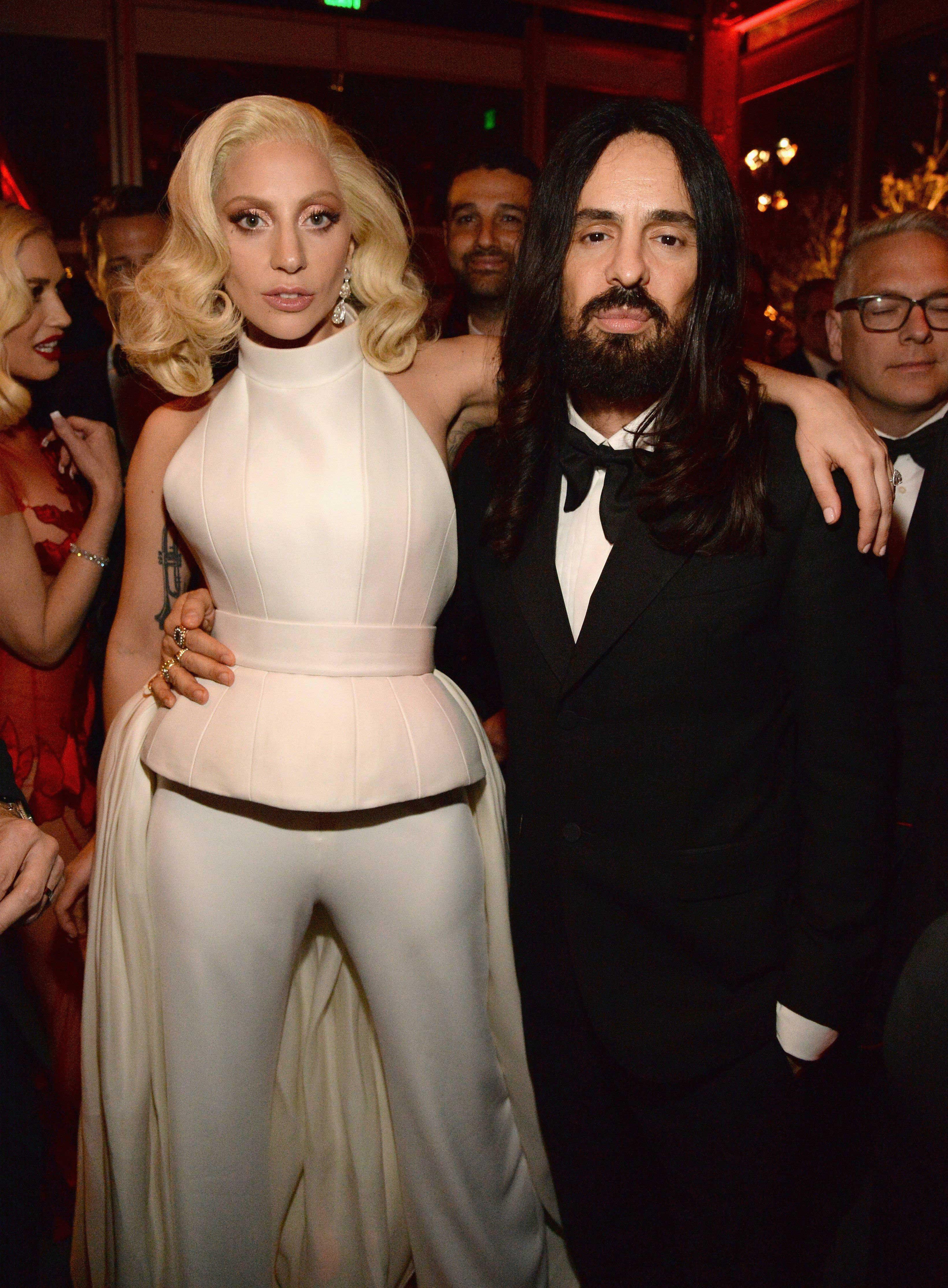 Những câu nói hay về thời trang - Alessandro Michele và Lady Gaga