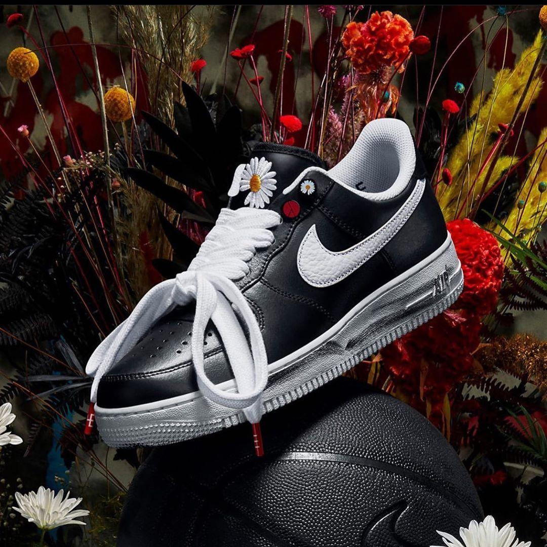 G-Dragon x Nike Air Force 1