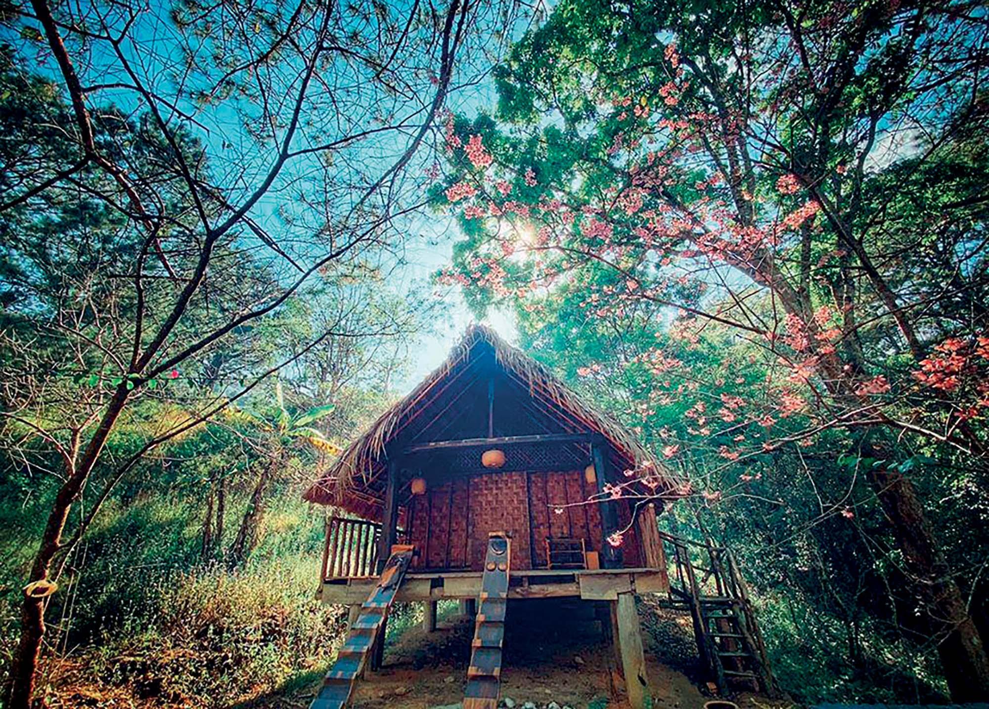 khu nghỉ dưỡng sinh thái