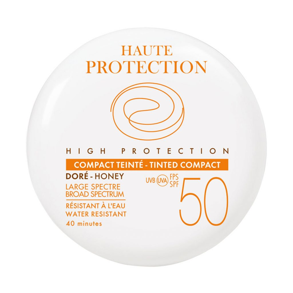 Phấn chống nắng Eau Thermale Avène High Protection Tinted Compact SPF 50.