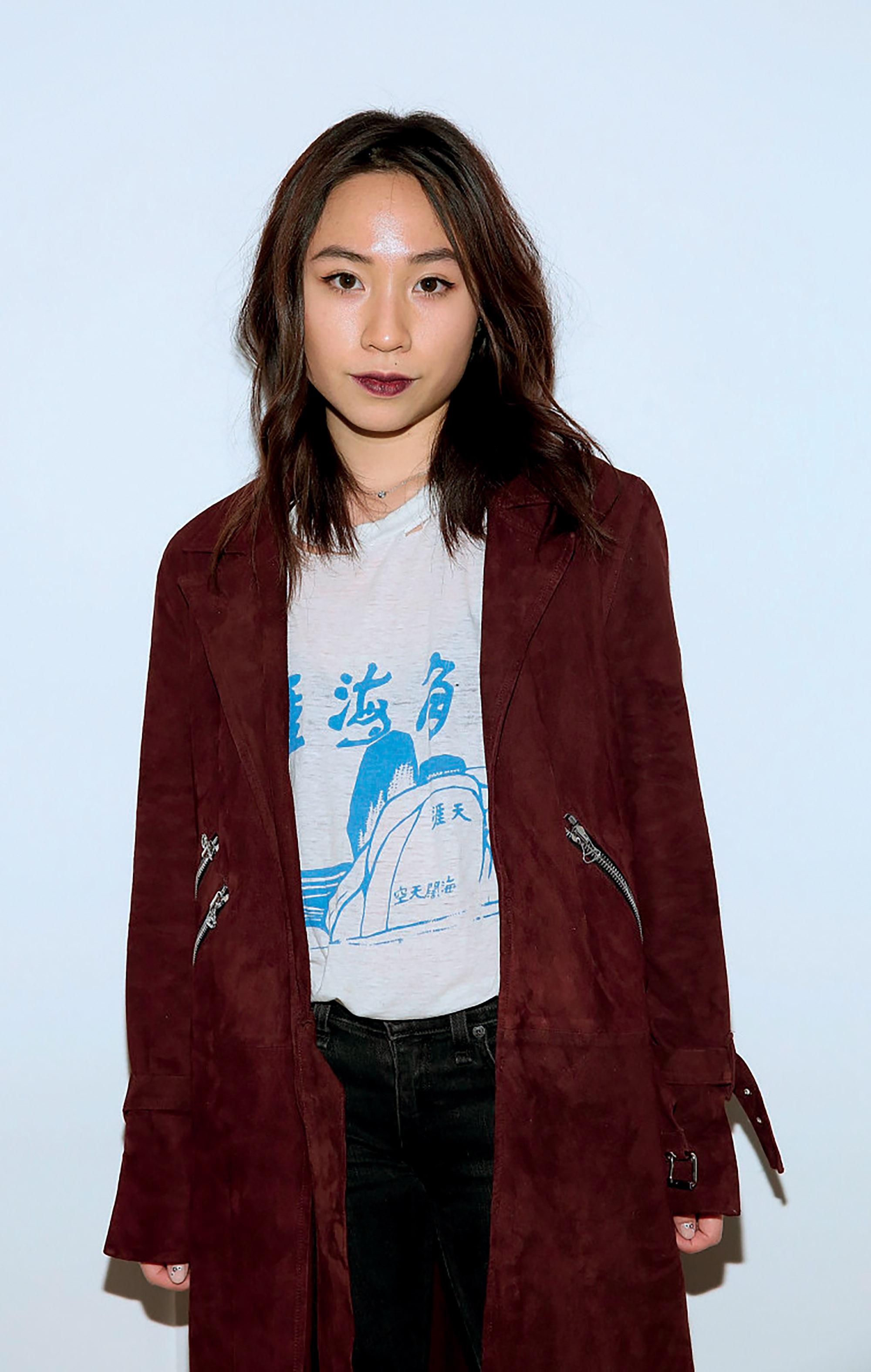 nhà thiết kế thời trang Sandy Liang