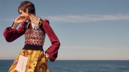 Bộ ảnh thời trang: Theo dấu mùa Hè