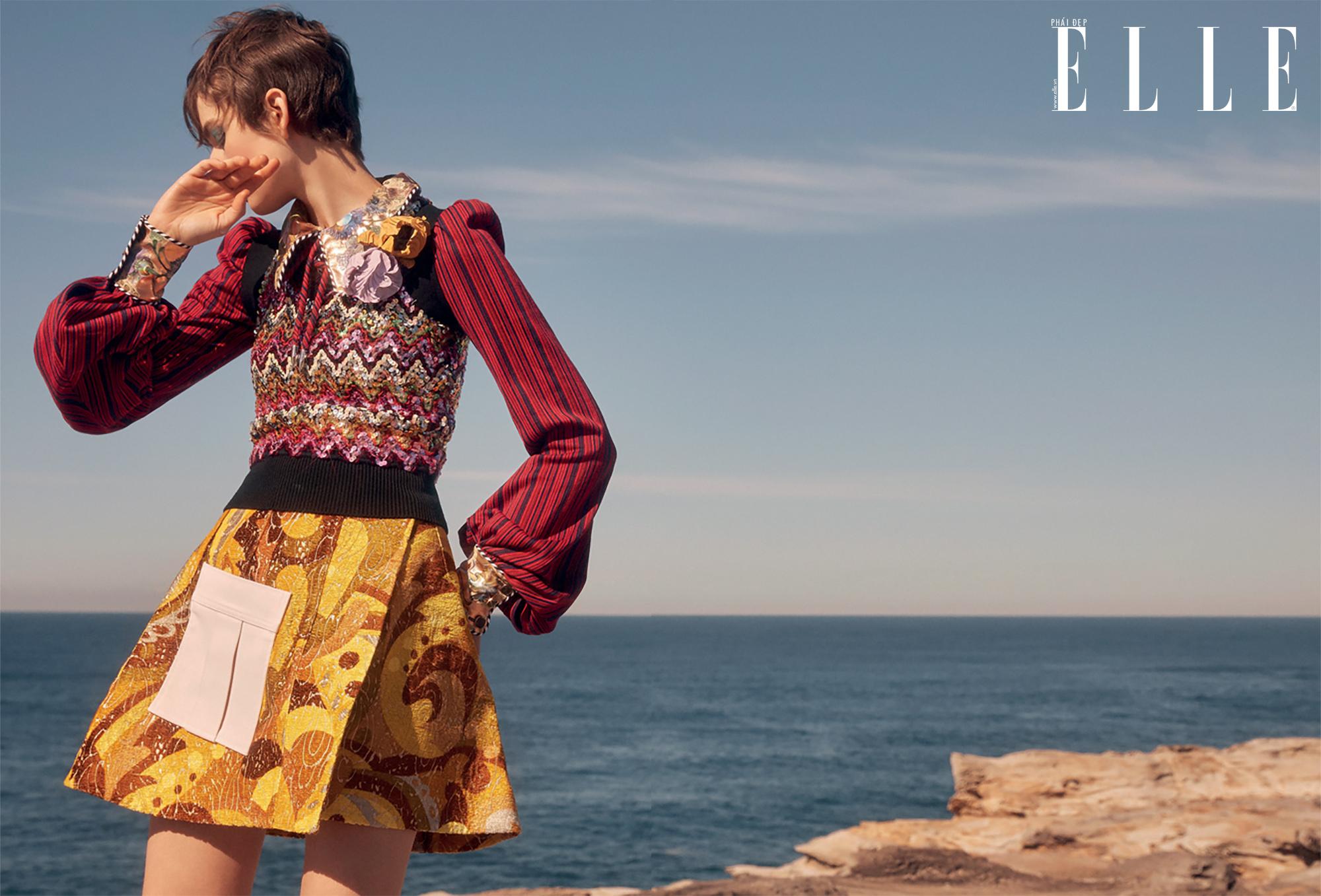 bộ ảnh thời trang Hè 2020 tại Úc