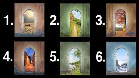 Trắc nghiệm: Cánh cửa được chọn tiết lộ điều gì về tính cách của bạn?