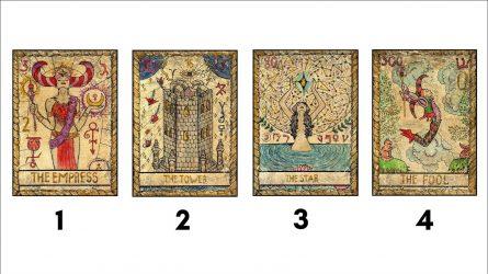 Trắc nghiệm: Lá bài Tarot tiết lộ điều sắp xảy ra với bạn