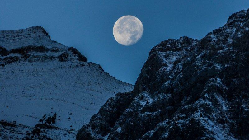 mặt trăng và cung hoàng đạo