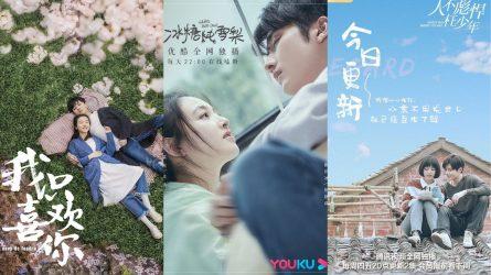 Sưởi ấm trái tim với 8 bộ phim Trung Quốc tình cảm lãng mạn