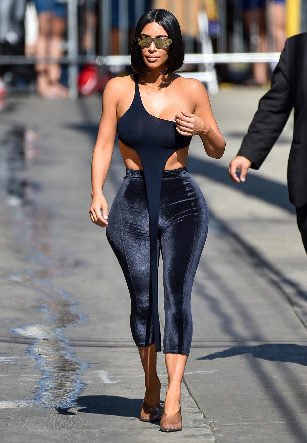 Kim Kardashian giữ dáng nhờ chế độ giảm cân Keto