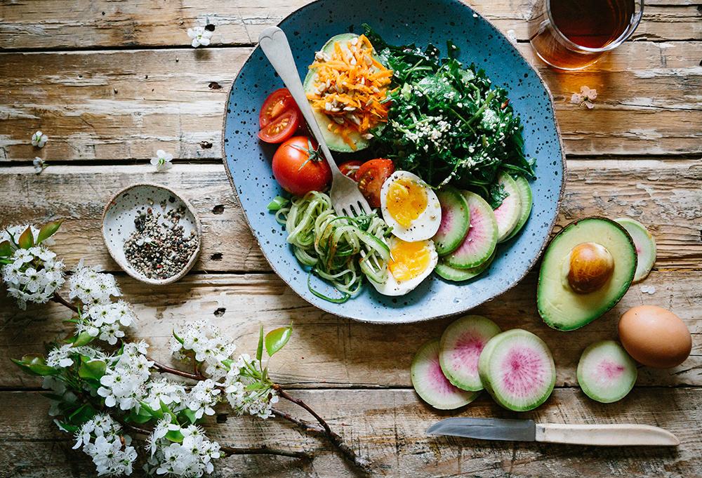 nhiều thực phẩm giảm cân