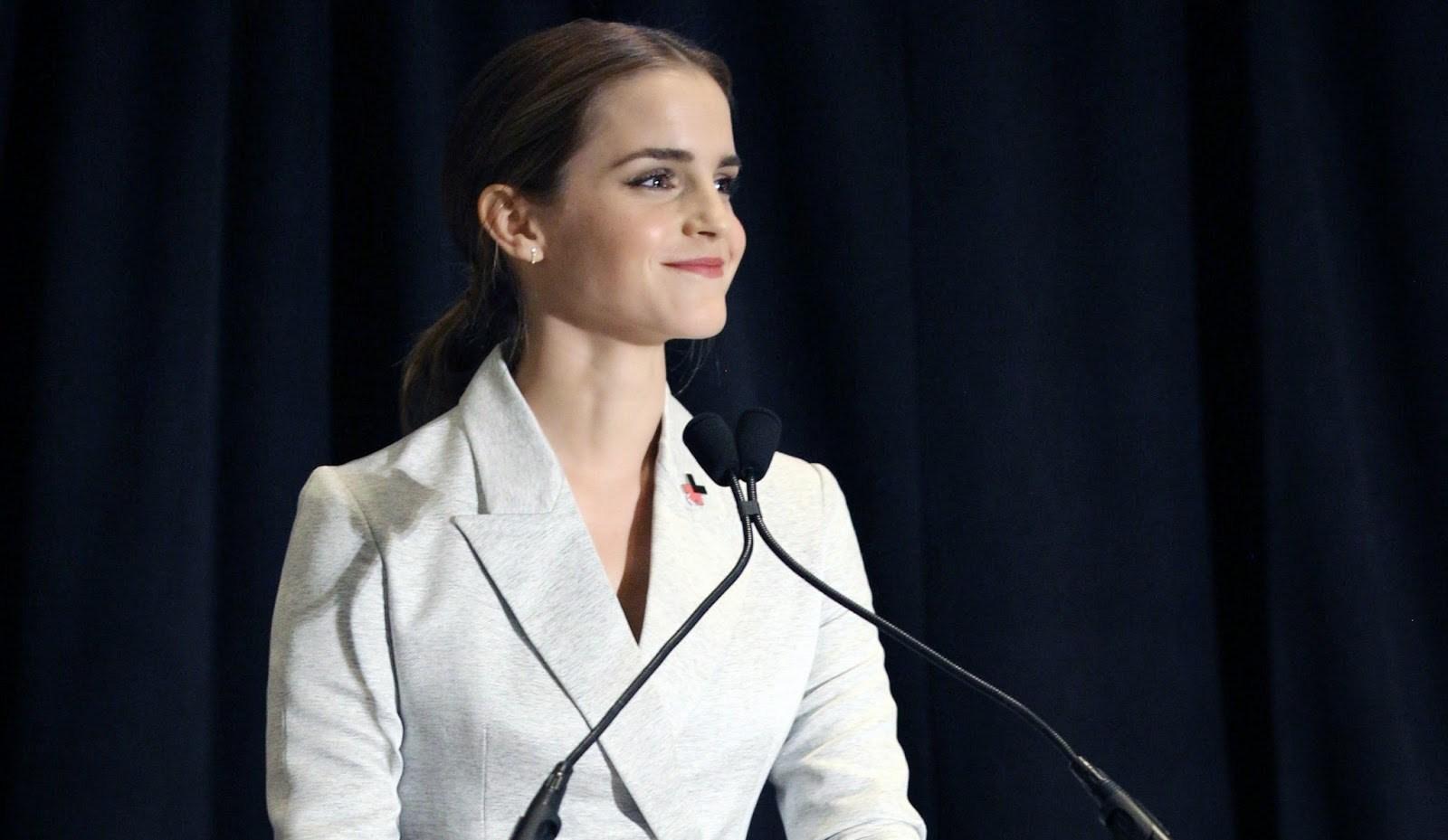 Emma Watson được bổ nhiệm làm Đại sứ thiện chí phụ nữ LHQ