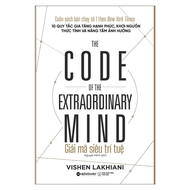 sách hay Giải mã siêu trí tuệ
