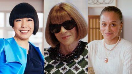 Những người phụ nữ quan trọng nhất của lịch sử và tương lai tạp chí thời trang