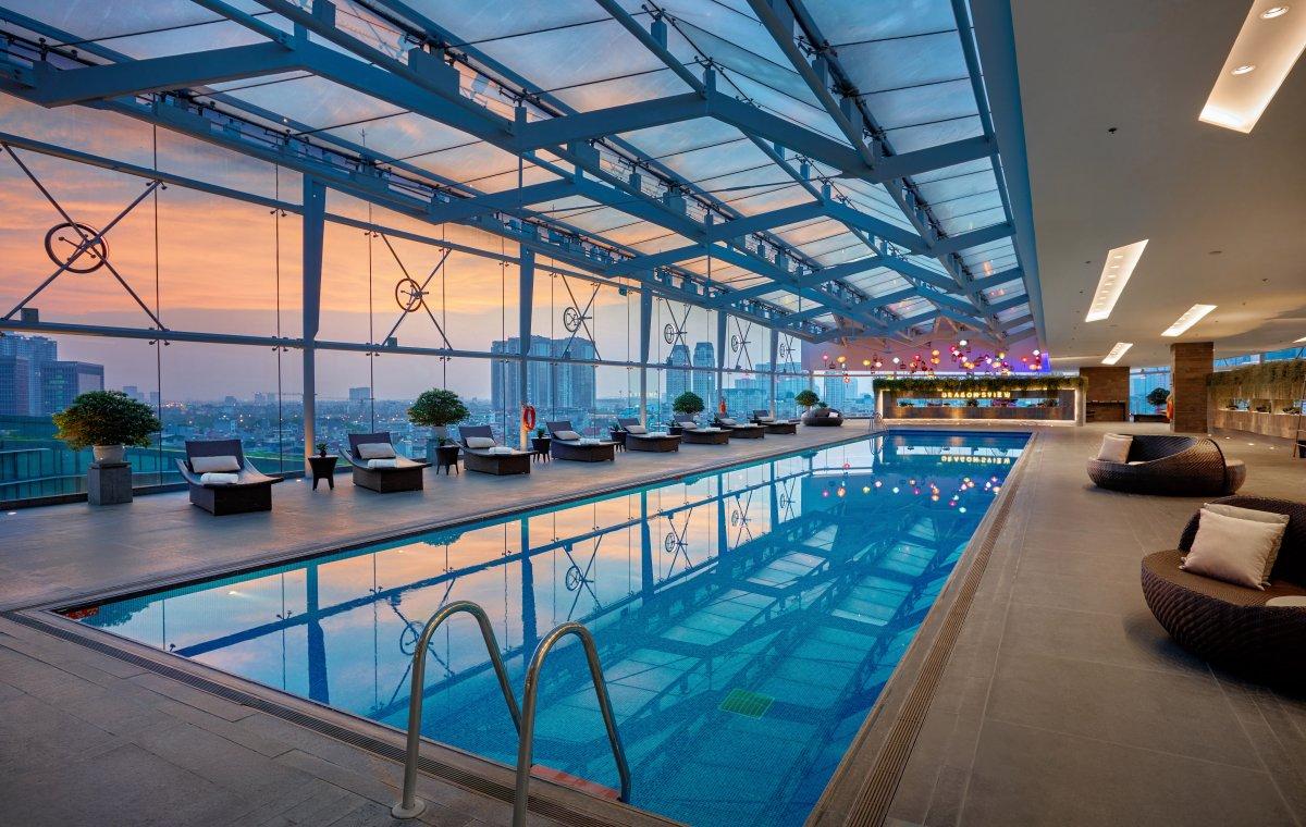 JW Marriott Hotel Hà Nội - mùa hè