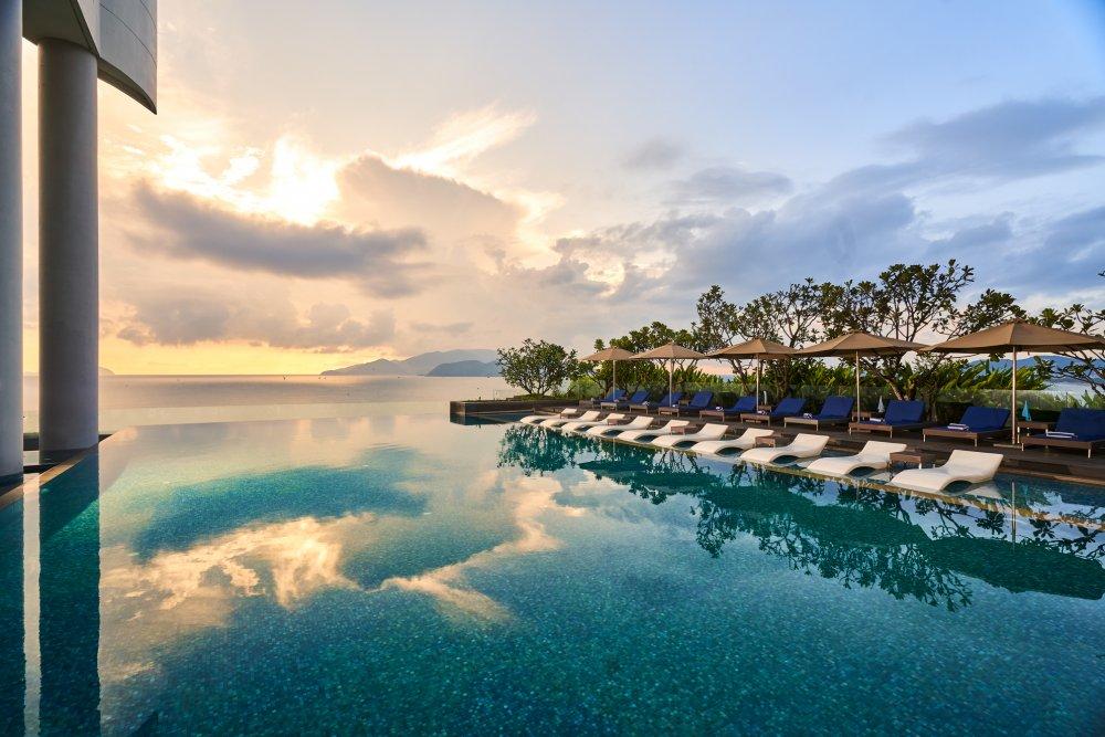 Sheraton Nha Trang Resort and Spa - mùa hè
