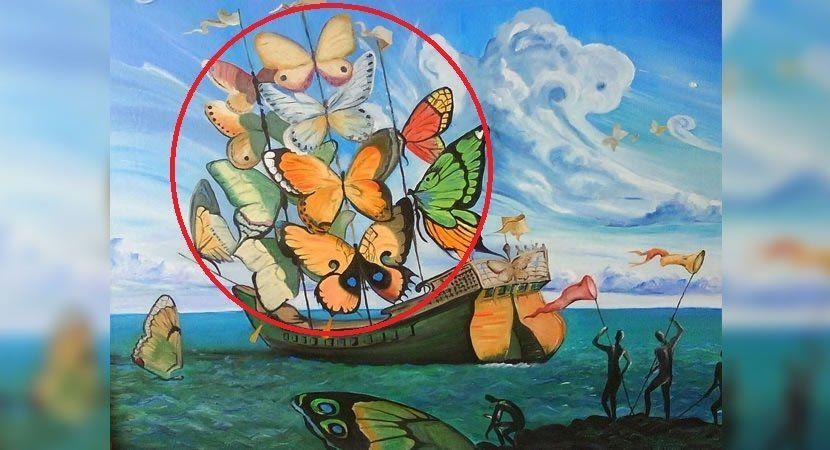 những cánh bướm