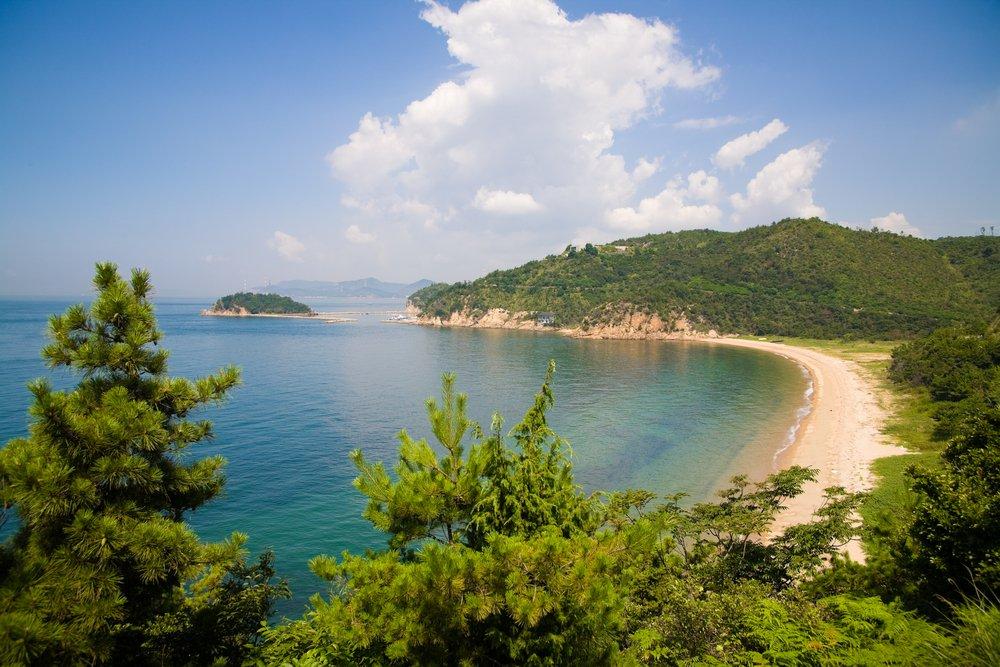 châu Á - Naoshima