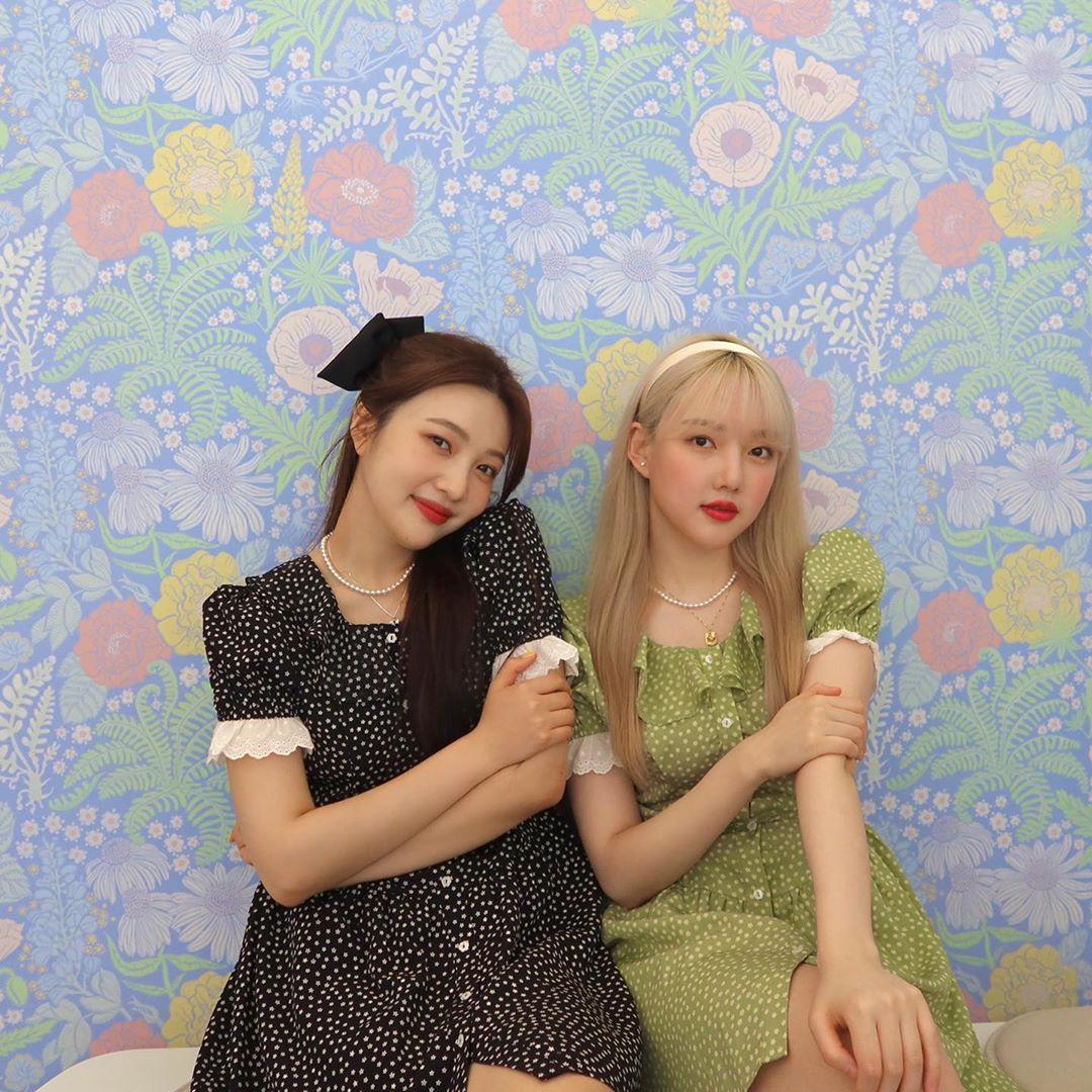 Gợi ý mặc đẹp cho nhóm bạn như Joy Red Velvet