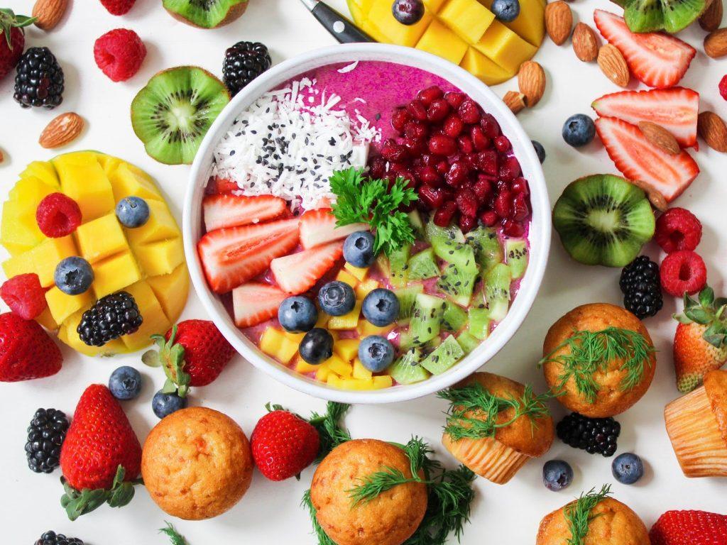 thực phẩm cần thiết khi thực hiện chế độ ăn kiêng Golo