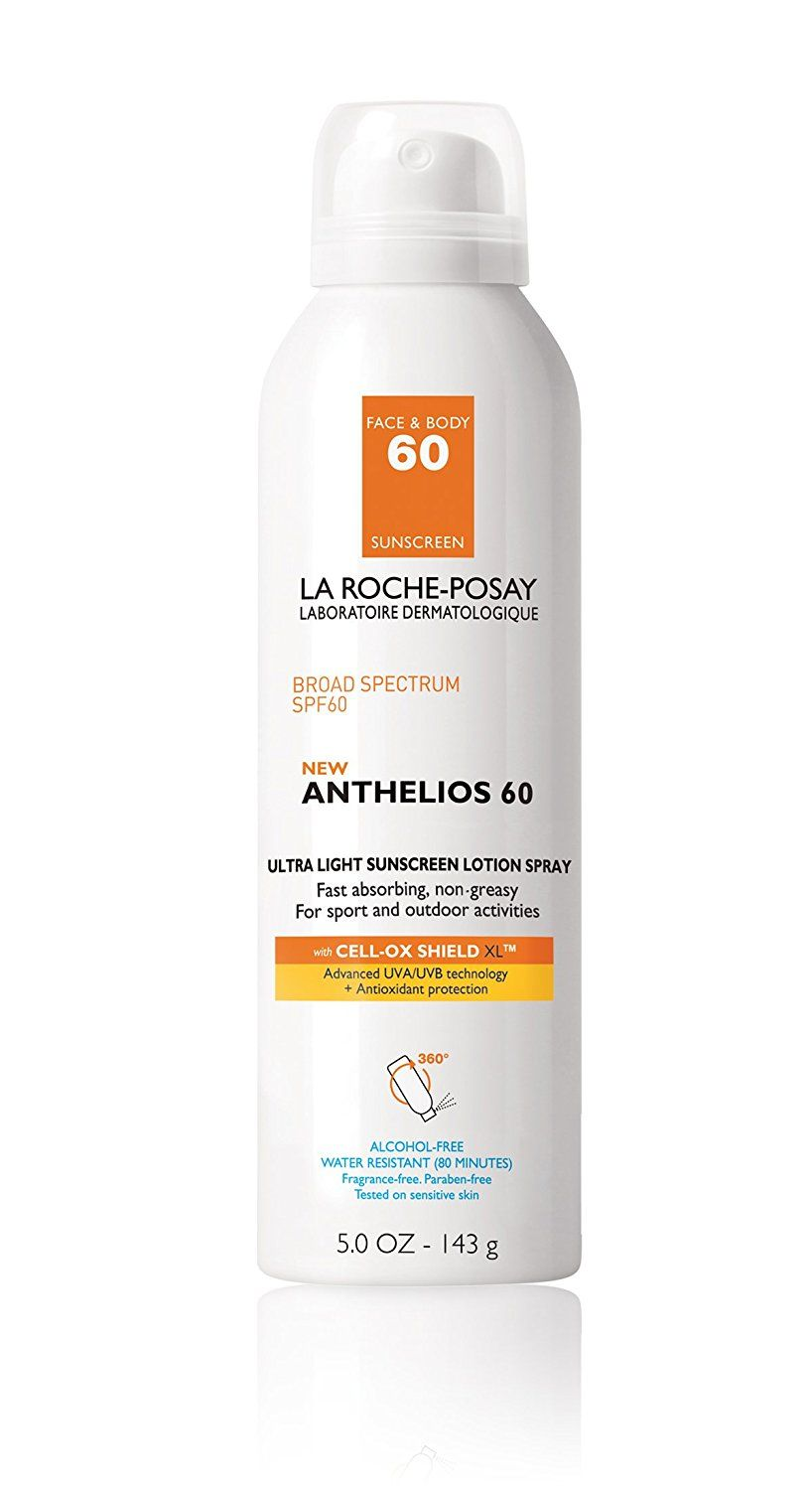 Xịt chống nắng La Roche-Posay Anthelios Lotion Spray Sunscreen SPF 60.