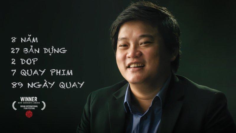 màn ảnh Ròm - đạo diễn Trần Thanh Huy