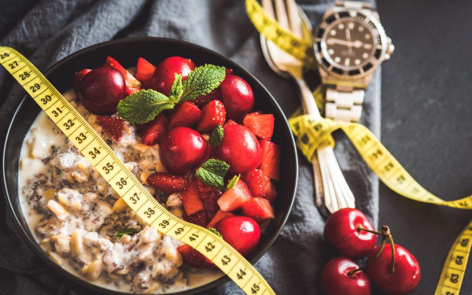 chế độ ăn giảm cân if