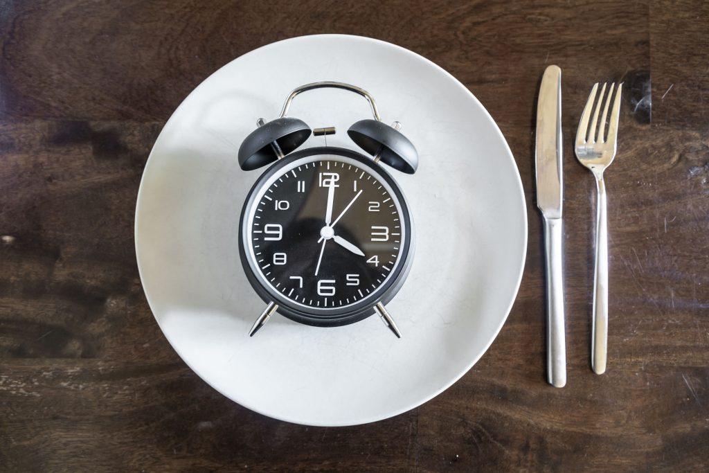 nguyên tắc trong chế độ ăn giảm cân IF