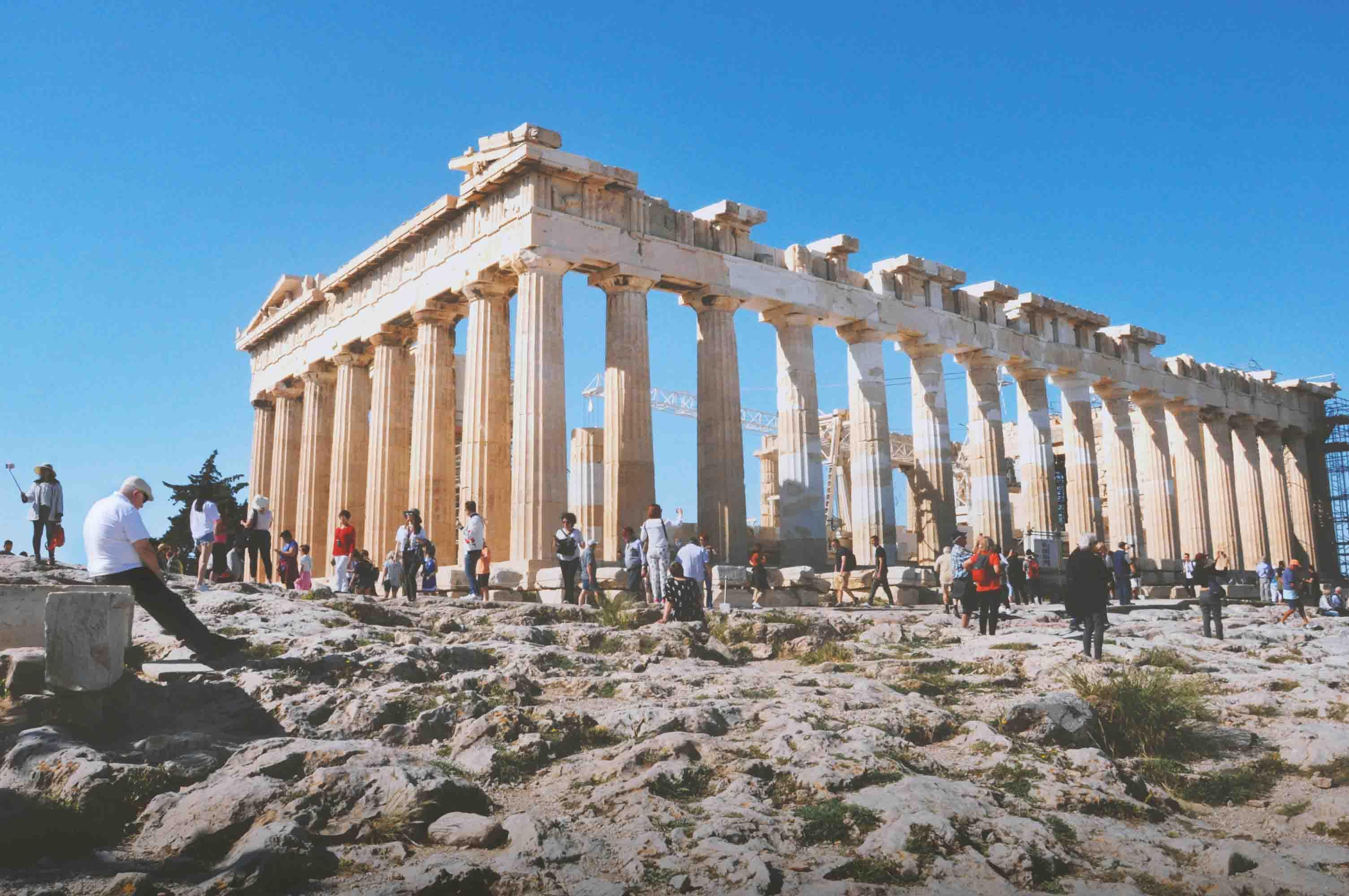 pháo đài Acropolis