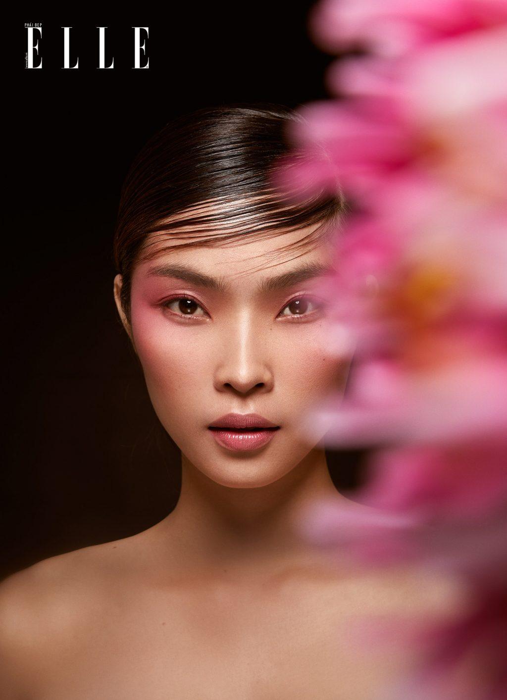phong cách trang điểm như phụ nữ Việt