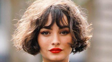 French bob - Kiểu tóc đặc trưng của các quý cô Paris