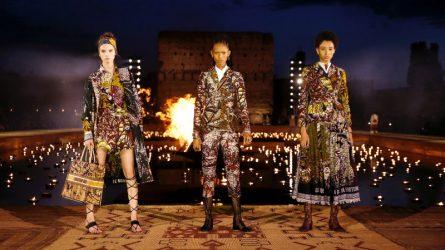 Tin thời trang - Dior giới thiệu BST Cruise 2021 tại Ý, Gap bắt tay Yeezy ra mắt BST mới
