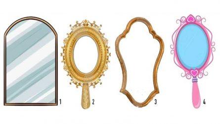 Trắc nghiệm: Tấm gương được chọn sẽ phản chiếu hình ảnh của bạn trong mắt mọi người