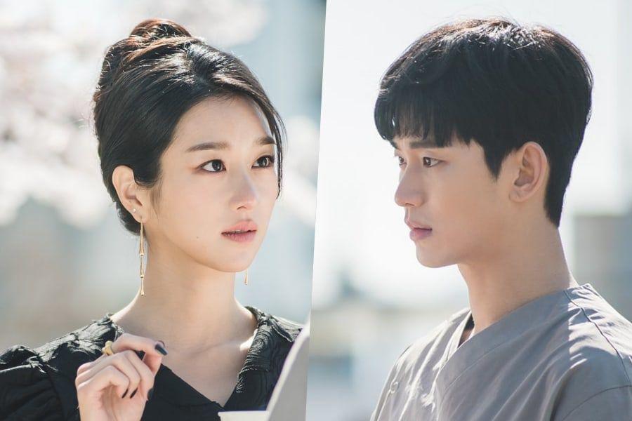 kim soo hyun và seo ye ji phim điên thì có sao
