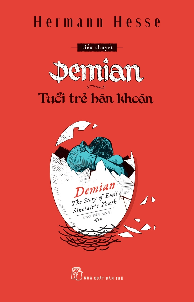 sách Demian tuổi trẻ băn khoăn