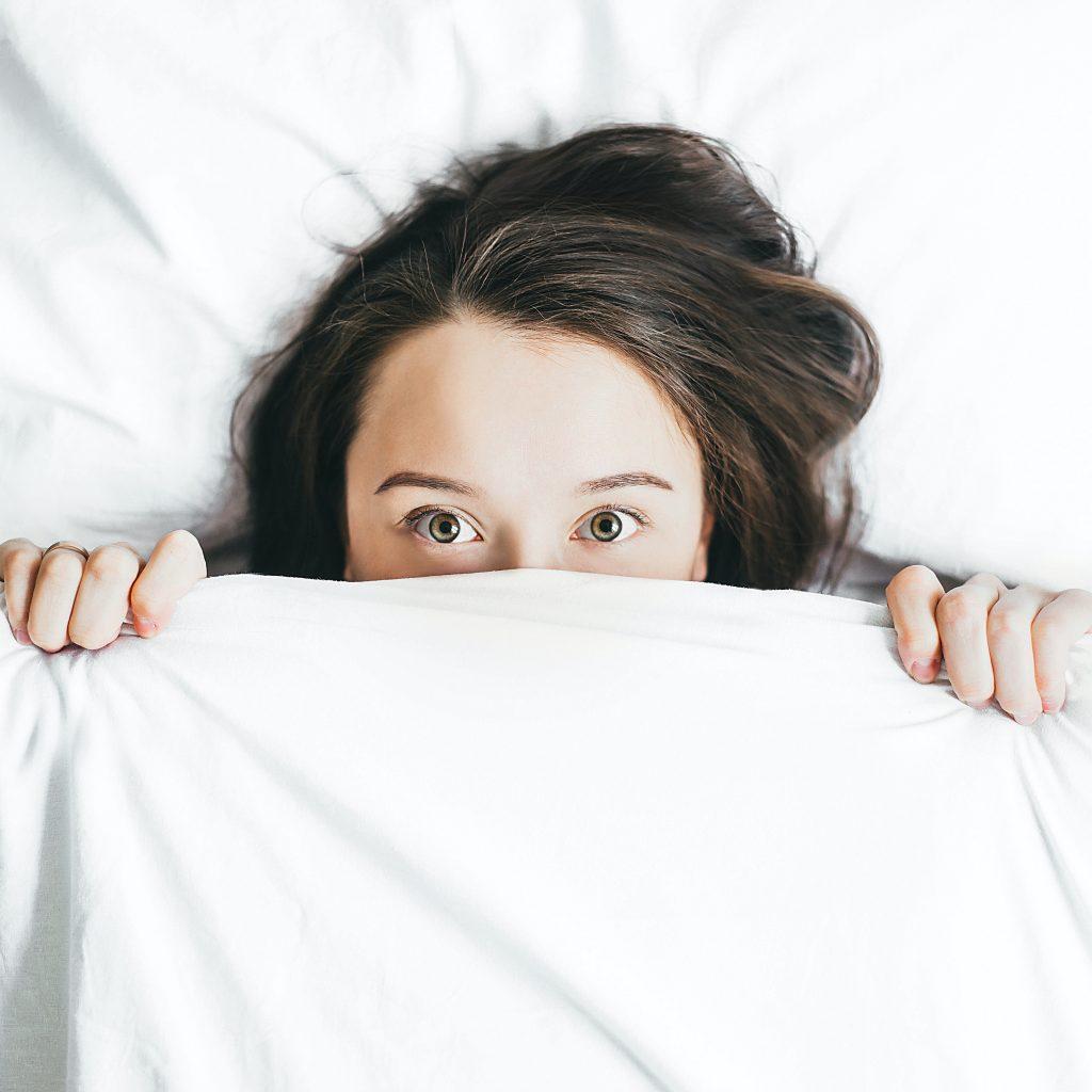 mất ngủ gây bọng mắt