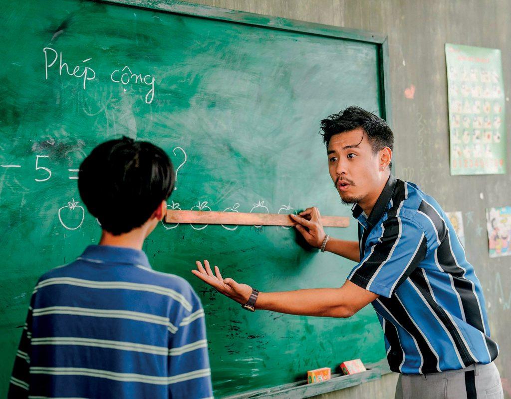 phim Việt Anh thầy ngôi sao