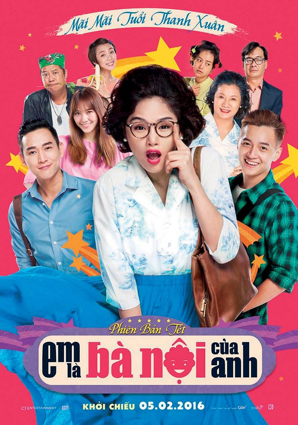 phim Việt Em là bà nội của anh