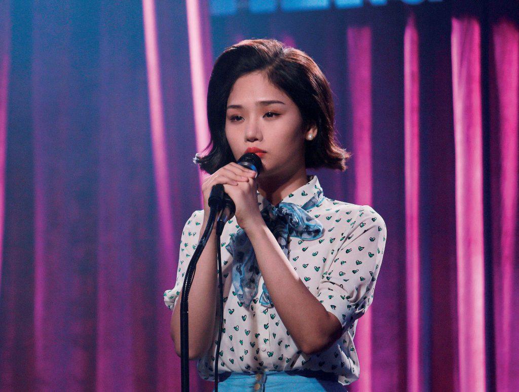 phim Việt ca sĩ Miu Lê