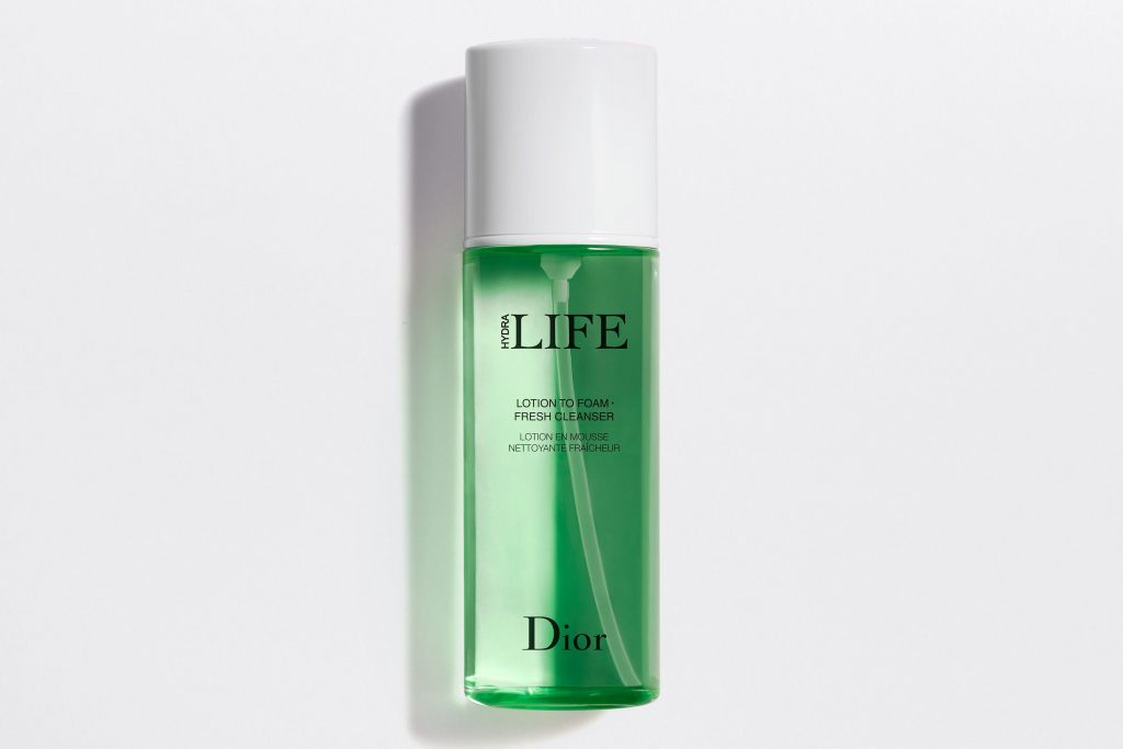 Sữa rửa mặt dưỡng da Dior Hydra Life Lotion to Foam Fresh Cleanser