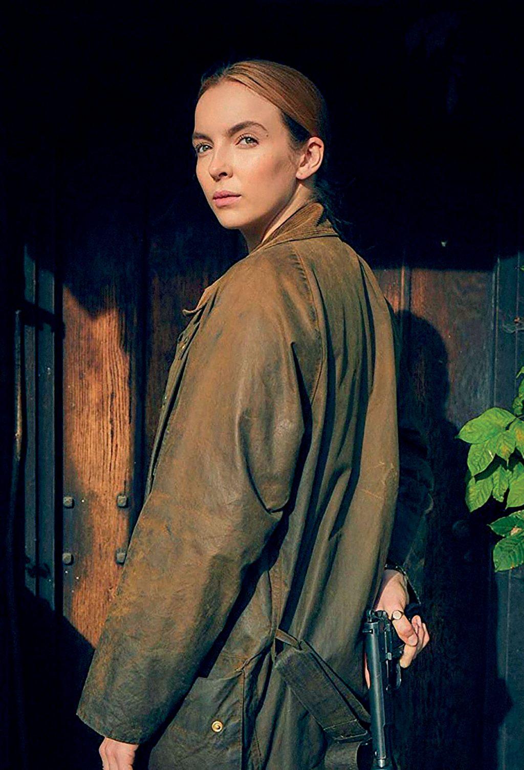 Jodie Comer series Killing Eve