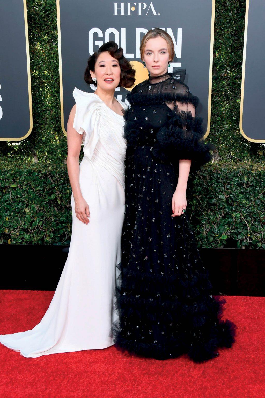 Jodie Comer thành biểu tượng thời trang