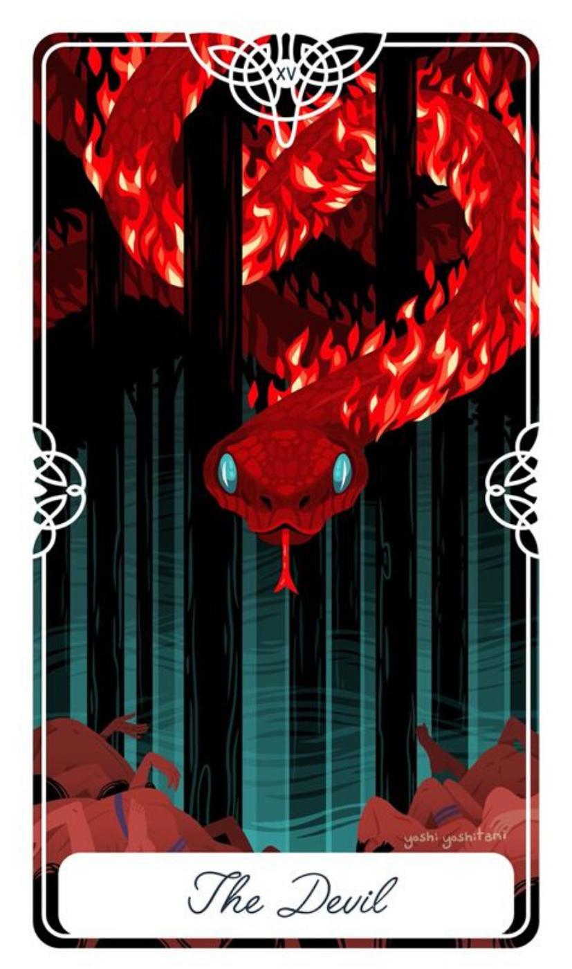 cung hoàng đạo sư tử the devil