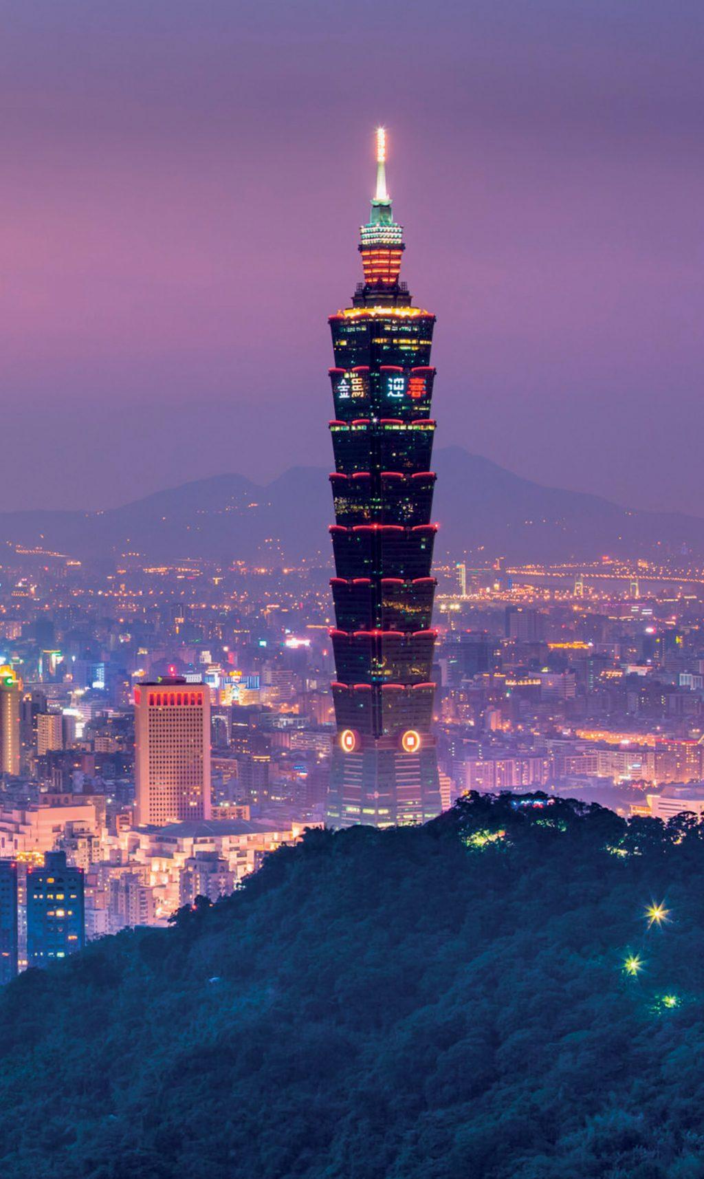 Đài Loan tòa nhà Taipei 101