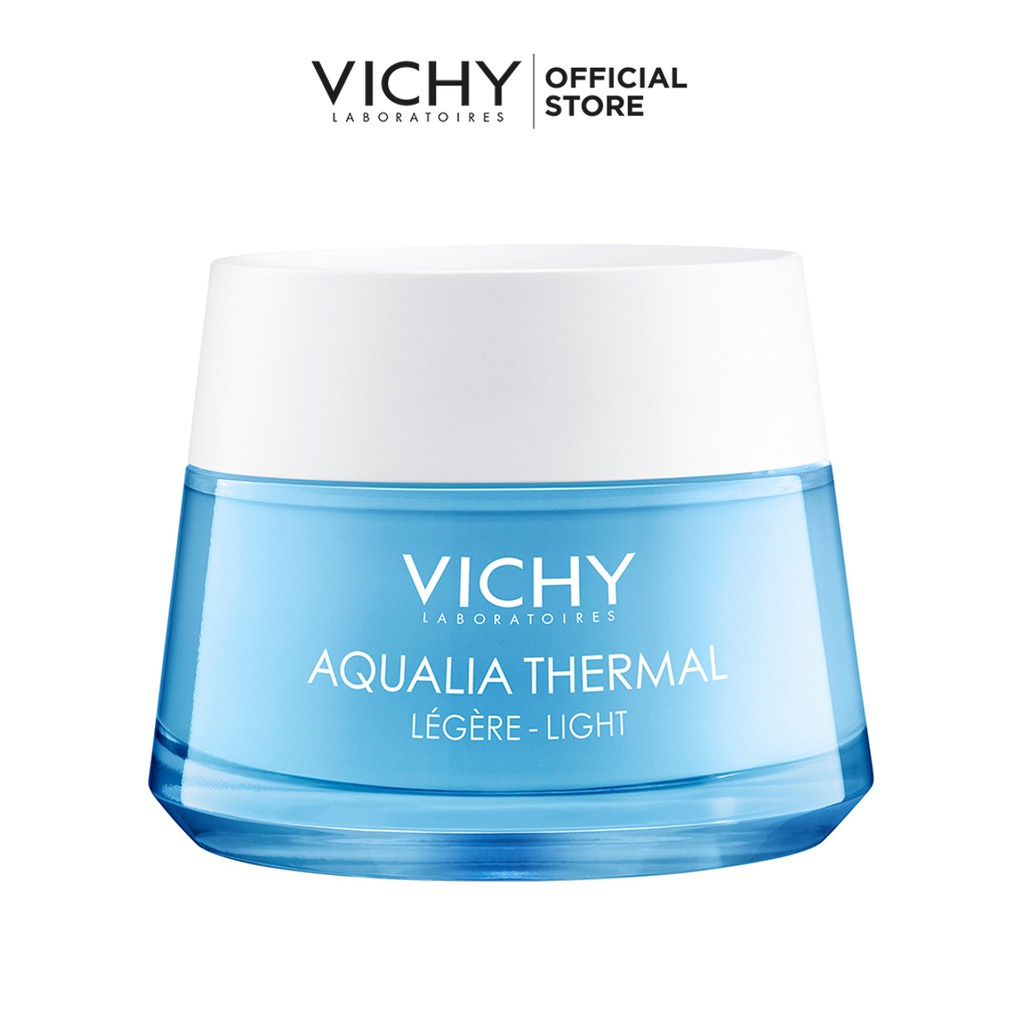 sản phẩm làm đẹp cho cung Kim Ngưu: Gel dưỡng ẩm giúp da dịu mát Vichy Aqualia Thermal Rehydrating Gel Cream