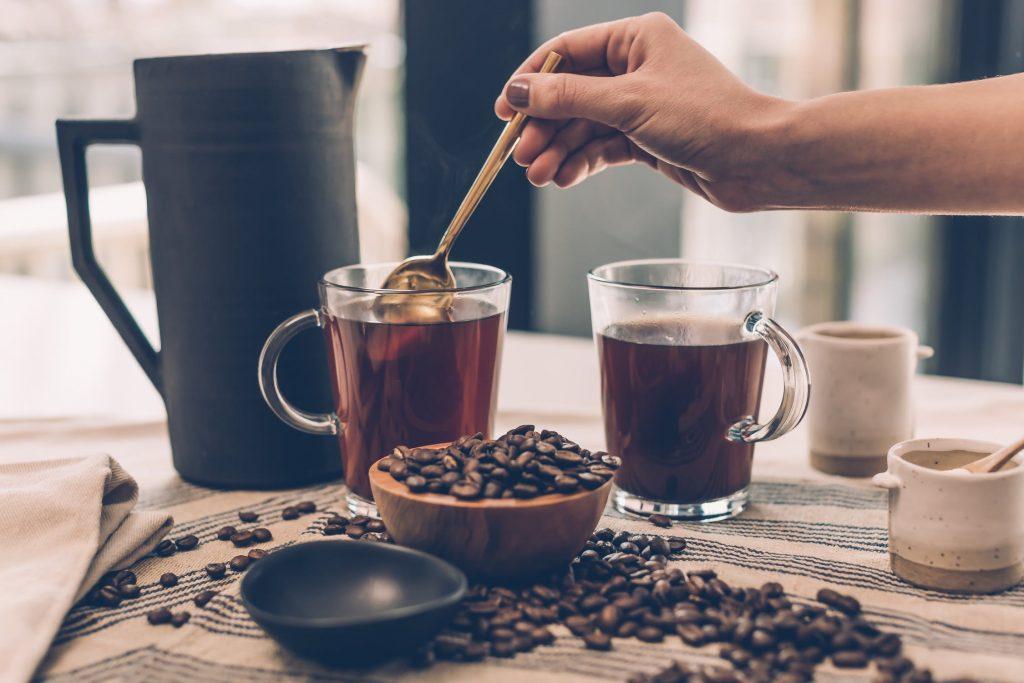 ăn uống - caffeine