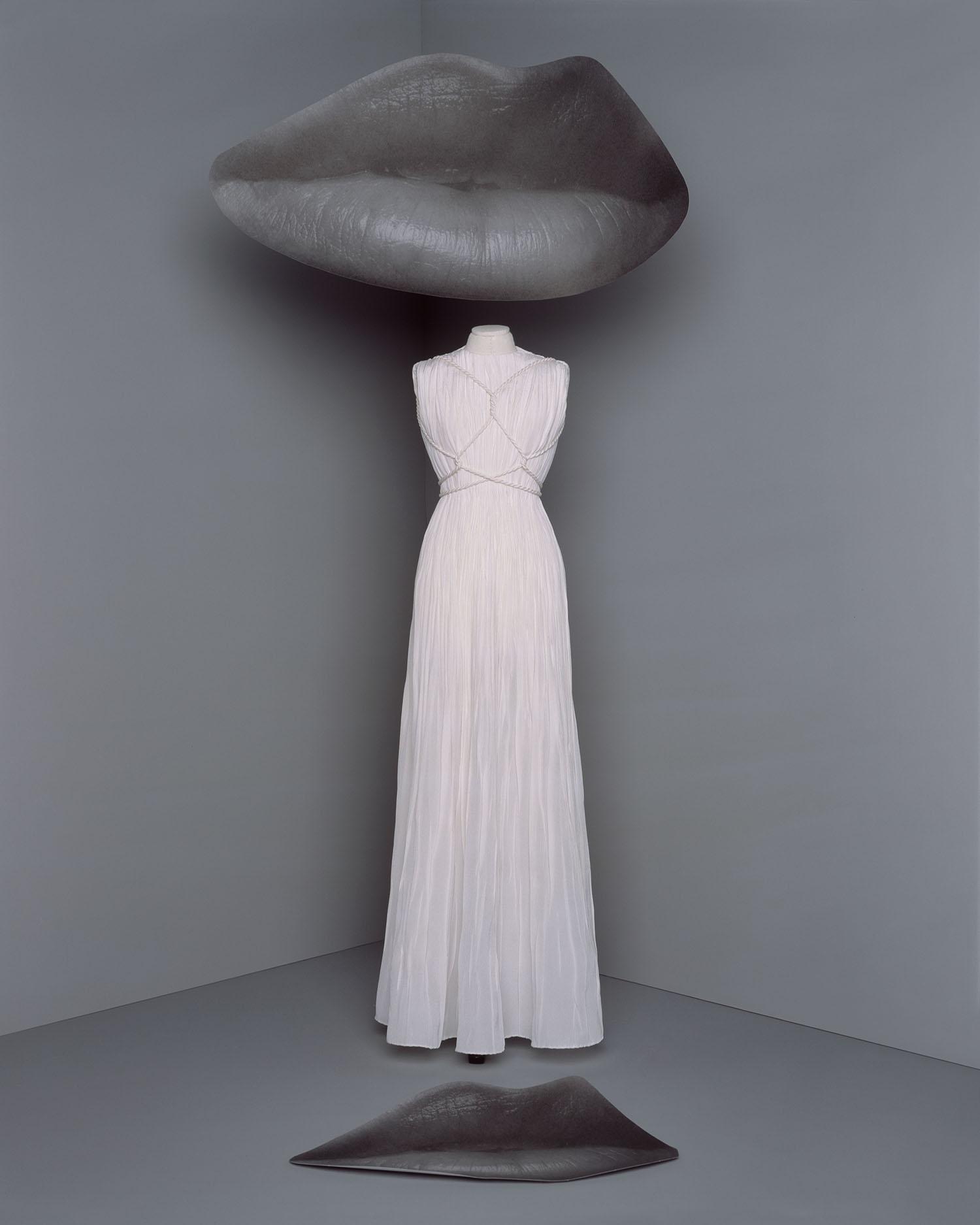 bst dior haute couture thu đông 2021 look 1